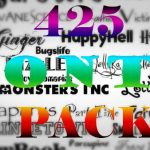 425-fonts-pack-luglio-cover