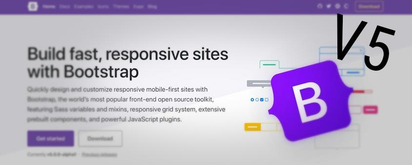 Bootstrap 5 alpha abbandona jQuery