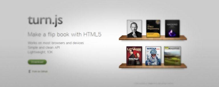 Creare un Magazine Sfogliabile in HTML5 + jQuery con Turn.js