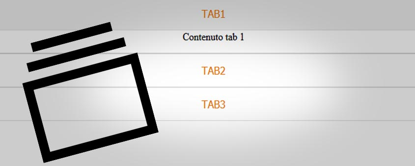 Come realizzare delle Tab in Html e JavaScript
