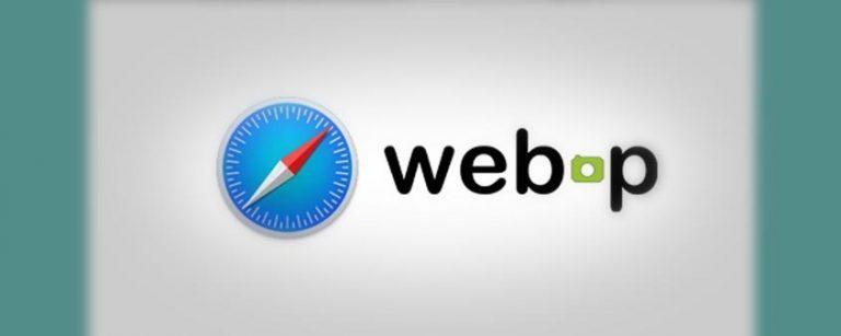 Supporto per immagini WebP disponibile su iOS 14
